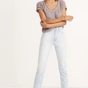 """Madewell """"The Perfect Vintage"""" Jean"""